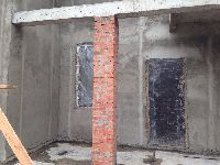 Штукатурные работы по фасаду